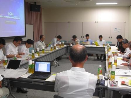 第2回企画運営委員会・幹事会が開かれました。