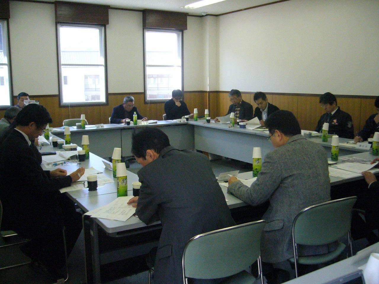 第2回企画運営委員会・幹事会合同会議開催