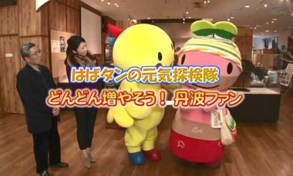 「丹波竜フィギュア」が放映されました!