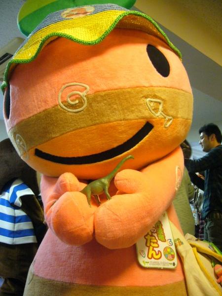 こどもの日に「ご当地キャラクター大集合in福知山2014」に参加してきました。