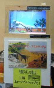 ジオラマ展示
