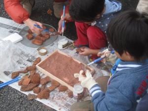 岩を作る2