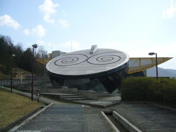「姫路科学館」と「にしわき経緯度地球科学館」
