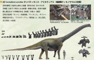 化石マップ(丹波竜)