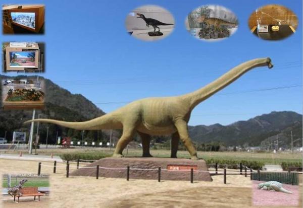 篠山層群「恐竜フィギュア」フォトラリーを開催!