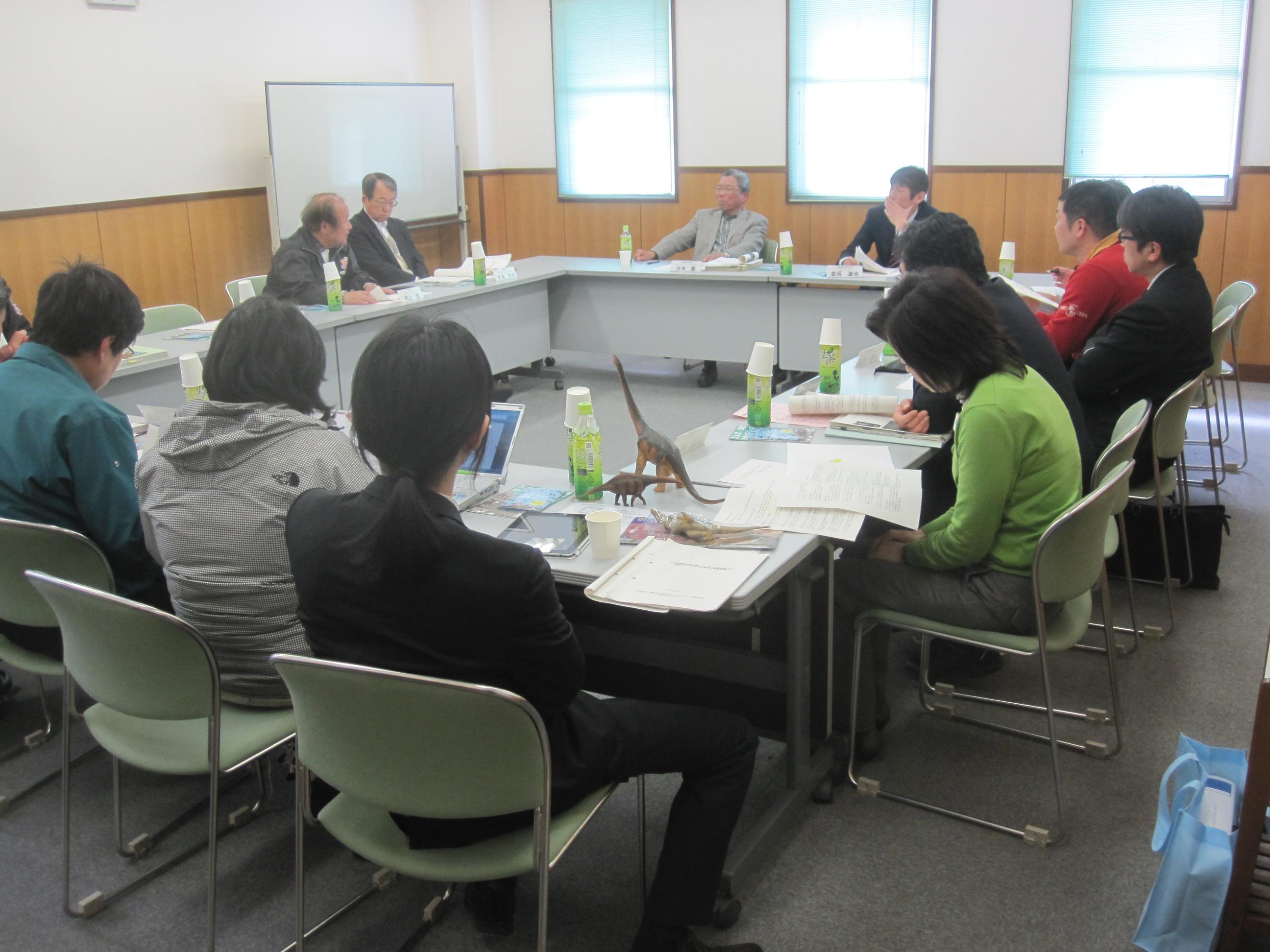第1回 企画運営委員会・幹事会合同会議開催