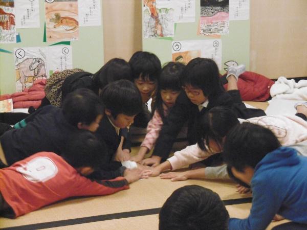 篠山市・丹波市で新春カルタ大会開催!