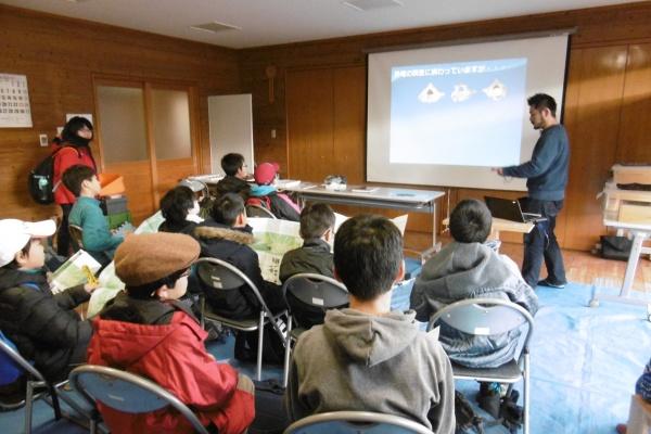「化石発掘調査」1日集中講座に行ってきました!!